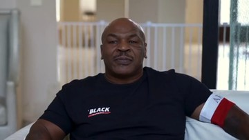 """Mike Tyson mówi o powstaniu warszawskim. """"Dla mnie mistrzami są polscy bohaterowie"""""""