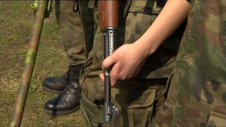 Projekt ws. powołania Wojsk Obrony Terytorialnej skierowany do komisji