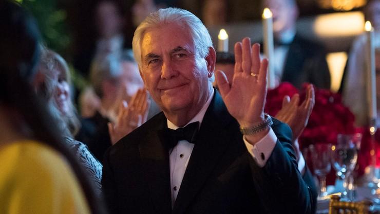 USA: komisja senacka zatwierdziła Tillersona na sekretarza stanu