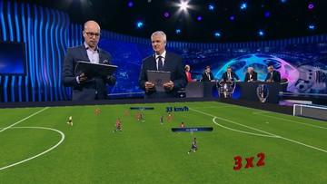 Nowa technologia w studio Ligi Mistrzów. Analiza meczu na najwyższym poziomie (WIDEO)