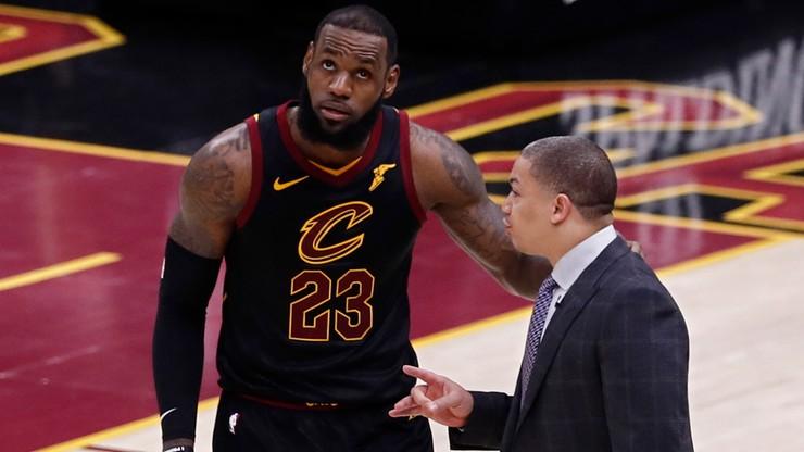 NBA: Były trener Cavaliers zostanie asystentem w Clippers?