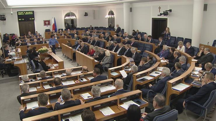 Senat odrzucił ustawę podnoszącą akcyzę na alkohole i wyroby tytoniowe