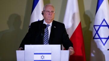 Prezydent Izraela: członkowie naszego narodu byli zdradzani przez tych, z którymi żyli ramię w ramię