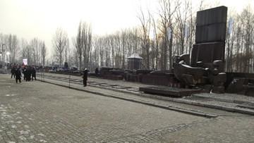 Obywatel Izraela znieważył pomnik ofiar w byłym obozie KL Auschwitz. Dobrowolnie poddał się karze