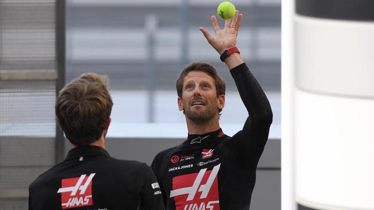 Formuła 1: Kłopoty Romaina Grosjeana. Konieczna jest operacja