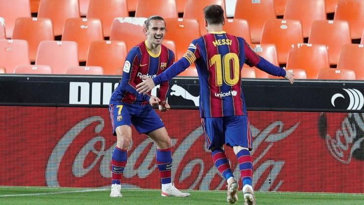 LaLiga: FC Barcelona - Atletico Madryt. Relacja i wynik na żywo
