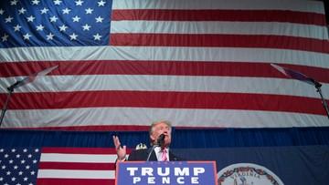 """Trump zabiega o głosy Latynosów i Afroamerykanów. Wcześniej nazywał ich """"gwałcicielami i handlarzami narkotyków"""""""