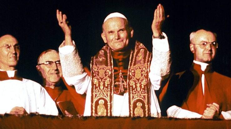 """""""Są daty, które Polakom wryły się w pamięć"""". 42. rocznica wyboru kard. Wojtyły na papieża"""