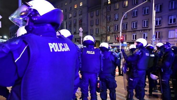 Czarzasty apeluje do policjantów: zastanówcie się co robicie