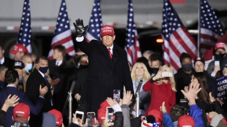 Intensywny finisz kampanii prezydenckiej w USA