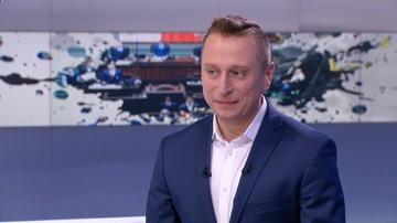 """""""Rozmowy od drzwi do drzwi, od płotu do płotu. To będzie sól tej kampanii"""". Brejza w Polsat News"""