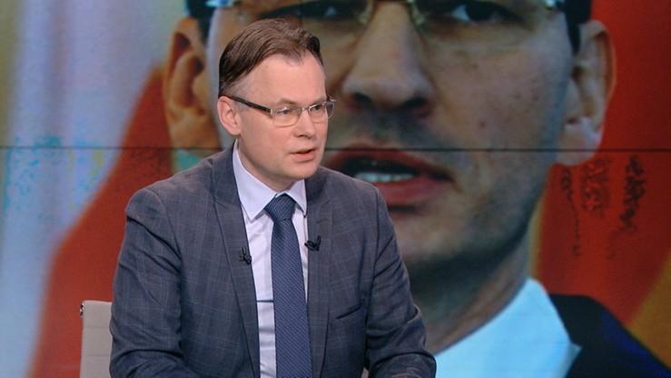 Mularczyk: sprawa reparacji wojennych jest otwarta politycznie i prawnie