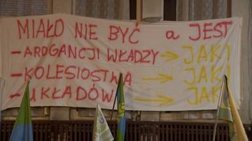 """Manifestacja przeciwników """"Dużego Opola"""". Miasto odstąpiło od mediacji"""
