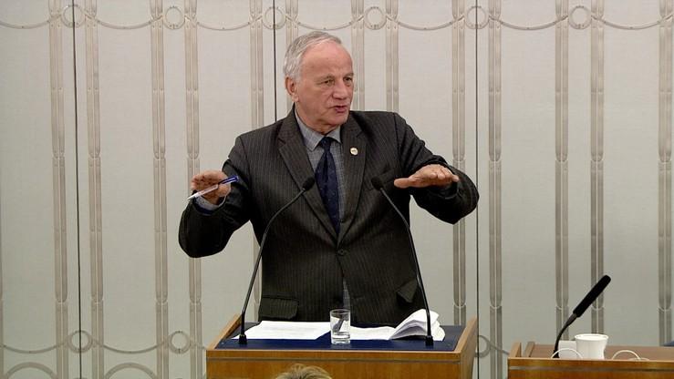 Senator PO chce, by ustawa dezubekizacyjna objęła prokuratorów PRL