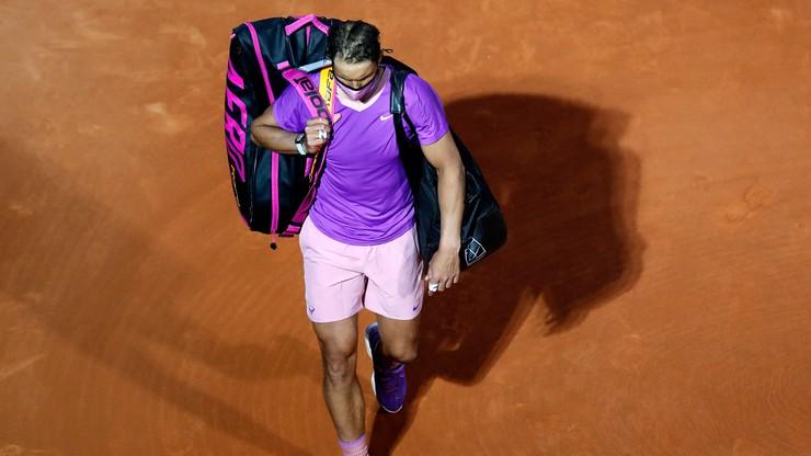 ATP w Monte Carlo: Sensacyjna porażka Rafy Nadala
