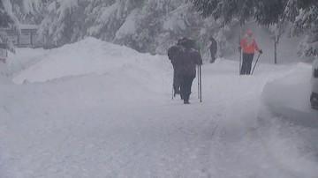Lawina w Tatrach zasypała schronisko pod Rysami; w środku nikogo nie było