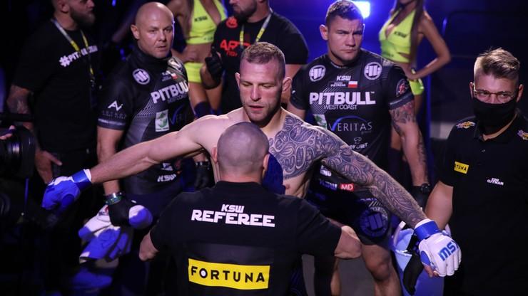Michał Pietrzak przed KSW 59: W ostatniej walce udowodniłem sobie, że potrafię boksować