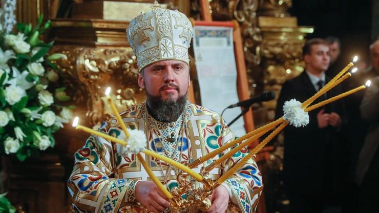 Ukraina: metropolita Epifaniusz intronizowany na zwierzchnika autokefalicznej Cerkwi