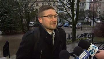 Sąd rozpatrzył pierwszą ze spraw prowadzonych wcześniej przez Juszczyszyna