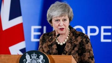 """Miał nazwać premier May """"głupią kobietą"""". Tłumaczy, że mówił jedynie o """"głupich ludziach"""""""