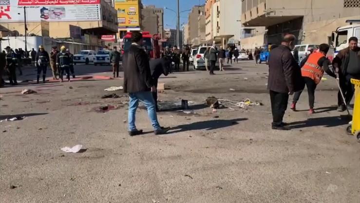 Zdetonowali bomby w tłumie. Ponad 30 ofiar