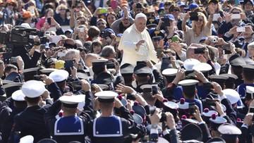 Franciszek zaapelował o przerwanie działań wojennych w Syrii