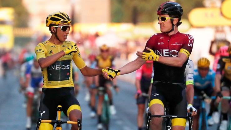 Tour de France: zwycięstwo Egana Bernala