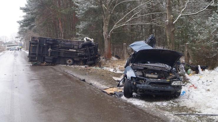 Tragiczny wypadek na Lubelszczyźnie. Nie żyje 2,5-letnie dziecko