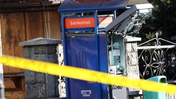 W nocy wysadzono bankomat koło sanktuarium na Krzeptówkach