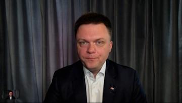 Hołownia: Polska się przebudziła. Widzimy, że Białorusini to dumny naród