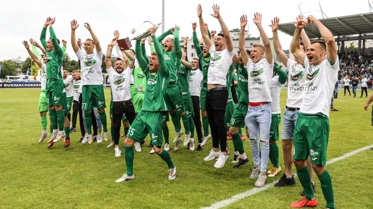 Magazyn Fortuna 1 Ligi po zakończeniu sezonu zasadniczego. Emisja TV i stream online