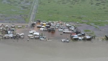 """Władze Teksasu obawiają się """"katastrofalnych powodzi"""". Gubernator: w dalszym ciągu będzie padać"""