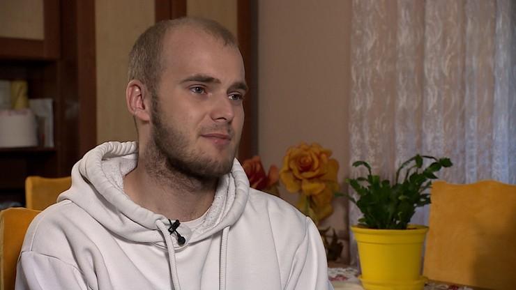 Dominik Wojdalski walczył z białaczką. Młodemu bramkarzowi pomogła Armia Wojdala