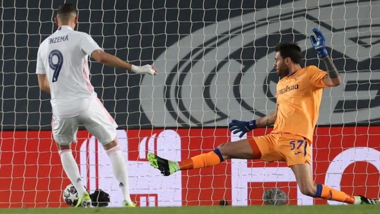 Liga Mistrzów: Real Madryt - Atalanta Bergamo. Skrót meczu (WIDEO)