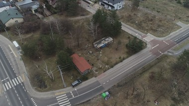 Bez odszkodowania za działkę zabraną pod budowę drogi w Warszawie