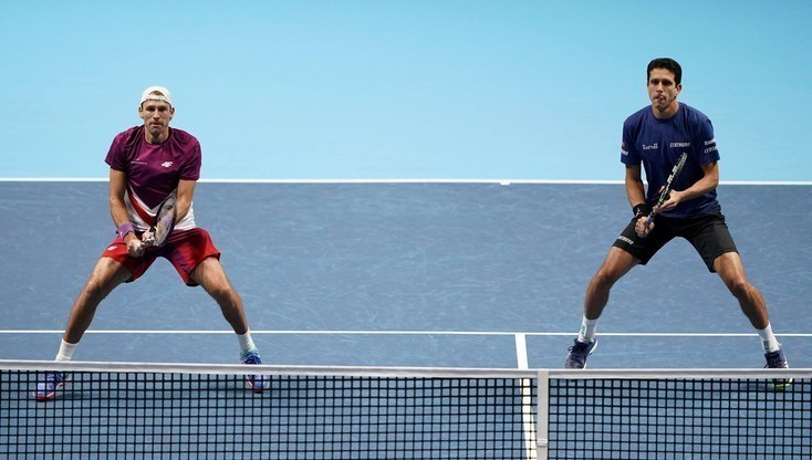 ATP w Wiedniu: Kubot i Melo w finale!