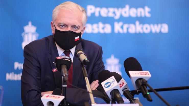 Gowin: zarzuty wobec prof. Maksymowicza uważam za nieprawdziwe