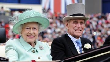 Królowa Elżbieta i książę Filip zaszczepieni przeciwko COVID-19