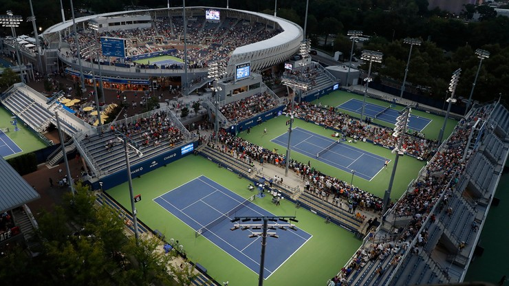 US Open: 275 tysięcy melonowych piłeczek do koktajli