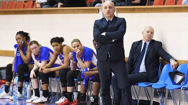Omanic nie jest już trenerem ENEA AZS Poznań