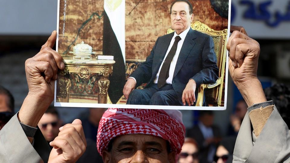 Zmarł były prezydent Egiptu Hosni Mubarak