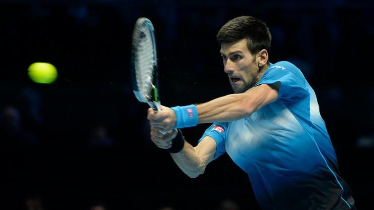 ATP World Tour Finals. Djokovic wygrał z Nadalem w półfinale