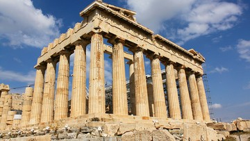 Trzęsienie ziemi niedaleko Aten. Mieszkańcy greckiej stolicy uciekali z budynków
