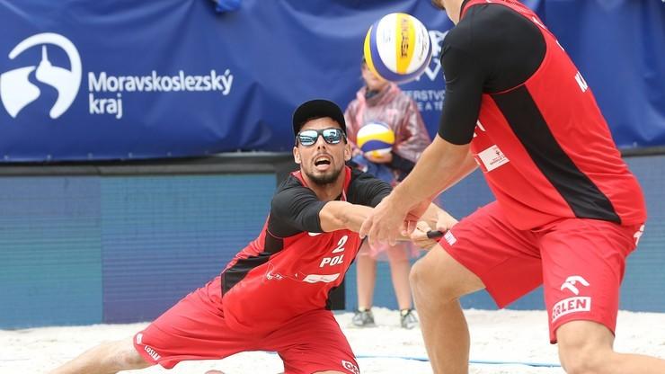 World Tour w Tokio: Obie męskie pary z Polski odpadły w 1/8 finału