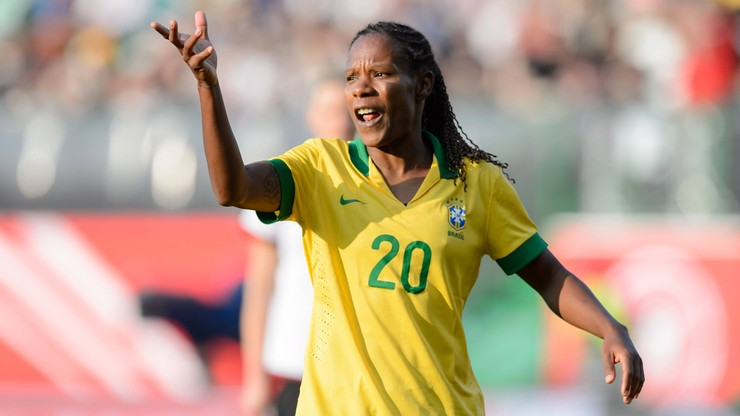 Siódme mistrzostwa świata dla Brazylijki