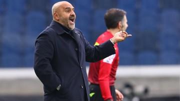 Klub z Serie A zwolnił trenera