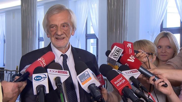 Terlecki: wizyta Komisji Weneckiej to bardziej wizyta krajoznawcza