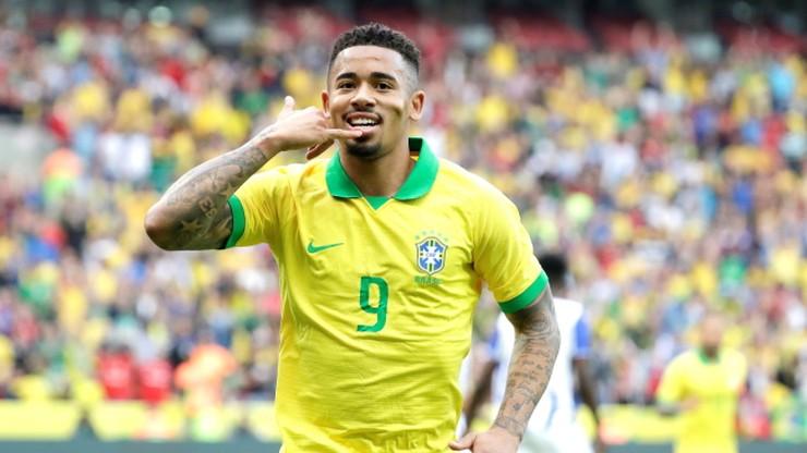 Brazylia rozbiła Honduras 7:0