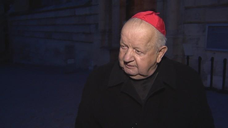 Kardynał Dziwisz: Kościół nie utożsamia się z żadnym stronnictwem politycznym