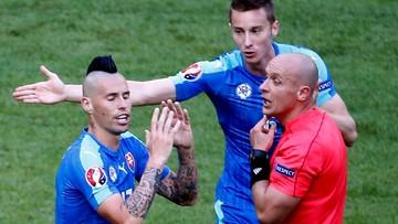 Szymon Marciniak sędzią technicznym hitu Euro 2016